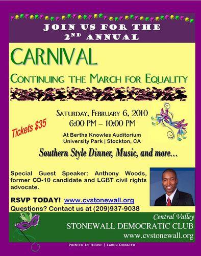 CVSDC Carnival