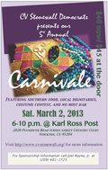 Carnivale Flyer 2013 single